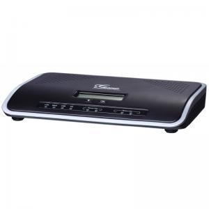 UCM6204 ตู้สาขา IP-PBX Appliance 4FXO, 2FXS รองรับ 4 คู่สายนอก 2 Port Lan, 45 Concurrent call