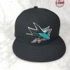 New Era NHL ทีม San Jose Shark 🎃Fitted ไซส์ 7 1/4 57.7cm