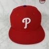 New Era MLB ทีม Philadephia Philes 🎁ไซส์ 7 1/8 วัดได้ 57.5cm
