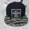 MLB Korea ทีม NY Yankees ฟรีไซส์ Snapback