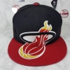 47 Brand NBA ทีม Miami Heats ฟรีไซส์ Snapback