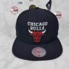 Mitchel & Ness NBA ทีม Chicago Bulls ฟรีไซส์ Snapback
