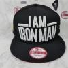 New Era x Iron Man ฟรีไซส์ Snapback