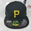 New Era MLB ทีม Pittburgh Pirates 🎃Fitted ไซส์ 7 3/4 (61.5cm)