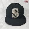 New Era MLB ทีม Seattle Mariners 🎃Fitted ไซส์ 7 1/2 วัดได้ 59cm