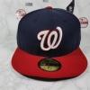 New Era MLB ทีม Washington National ไซส์ 7 1/4 วัดได้ 58cm