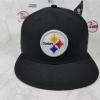 ์New Era NFL ทีม Pittburgh Steeler ไซส์ 7 3/8 58.7cm