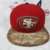 New Era NFL ทีม SF 49ers ไซส์ 7 3/8 วัดได้ 60cm