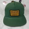 ฺBrixton สีเขียว ฟรีไซส์ Snapback