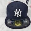 New Era MLB ทีม NY Yankees สีกรม ไซส์ 7 1/2 วัดได้60cm