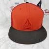 New Era x Volcom สีส้มปีกดำ ไซส์ 7 5/8 60.6cm