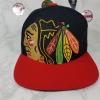 Zephyr NHL ทีม Chicago Blackhawk ฟรีไซส์ Snapback