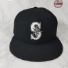 New Era MLB ทีม Seattle Mariners 🎃Fitted ไซส์ 7 1/4 57.7cm