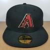 New Era MLB ทีม Arizona Daimondback 🎃ไซส์ 7 1/4 (57.7)cm