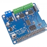 DC/Stepper motor HAT Raspberry Pi expansion board