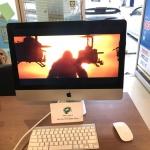 JMM - 131 ขาย iMac 21.5 inch Late 2013 สภาพสวยยกกล่อง 25900 บาทเท่านั้นคะ