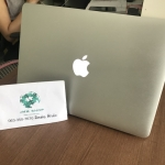 JMM-127 ขาย MacBook Air 13-inch Early 2014 i5 1.4GHz RAM 4GB SSD 128GB สภาพสวย ขาย 18500 บาท