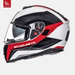 MT Atom Tarmac Gloss Pearl White Black Red