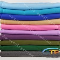 ผ้าห่มพลีช , ผ้าห่มเตียงเสริม , ผ้าห่มบริจาค , ผ้าห่มโรงแรมราคาถูก (มี 10 สี)