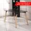 CASSA โต๊ะอเนกประสงค์สไตล์โมเดิร์น ทรงสี่เหลี่ยมผืนผ้า ขนาด 80x120 cm. thumbnail 2