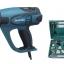 ปืนเป่าลมร้อน MAKITA รุ่น HG6500 thumbnail 5