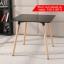 CASSA โต๊ะอเนกประสงค์สไตล์โมเดิร์น ทรงสี่เหลี่ยมจตุรัส ขนาด 80x74 cm. thumbnail 2