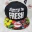 New Era Sorry i'm Fresh ฟรีไซส์ Snapback thumbnail 1