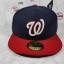 New Era MLB ทีม Washington National ไซส์ 7 1/4 วัดได้ 58cm thumbnail 1