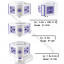 i-Plug Condo Like ปลั๊กไฟ ทรงคอนโด รุ่น IP-105+L05+L03U thumbnail 5