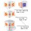i-Plug Condo Like ปลั๊กไฟ ทรงคอนโด รุ่น IP-105+L05+L03U thumbnail 4