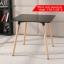 CASSA โต๊ะอเนกประสงค์สไตล์โมเดิร์น ทรงสี่เหลี่ยมจตุรัส ขนาด 60x74 cm. thumbnail 2