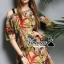 Tropical gypsy dress thumbnail 1