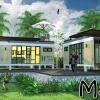 แบบบ้านน็อคดาวน์ MS-10