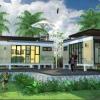 บ้านสำเร็จรูป MS-10 ( 3.60 * 5.40 * 2.87 )