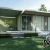 แบบบ้านน็อคดาวน์ MS-09