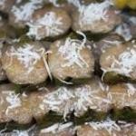 วิธีทำขนมกล้วย สูตรขนมหวานไทยโบราณ เมนูขนมของว่าง สอนทำขนมไทยแบบง่าย ๆ