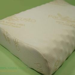 หมอนยางพาราแท้ Contour (JAC) 39x59x10/ 12cm ParcustoLatex 100%