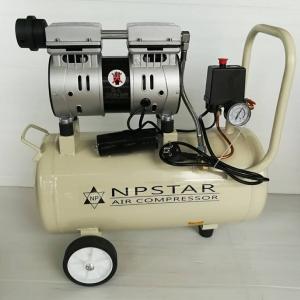 ปั๊มลม ออยฟรี NPSTAR 30 ลิตร