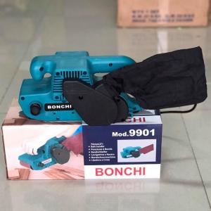 เครื่องขัดกระดาษทรายสายพาน BONCHI รุ้น 9901 ขนาด 3 นิ้ว