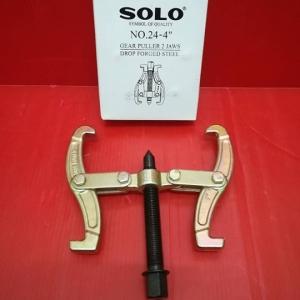 """เหล็กดูด 2ขา SOLO(4"""")"""