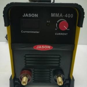 ตู้เชื่อม JASON 400A แถมฟรี สายเชื่อม หน้ากาก