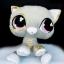 แมว สีเทา ขนาด 9 นิ้ว (Hasbro) thumbnail 1