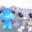 แพ็คคู่ แมวกับผีเสื้อ ขนาด 9 นิ้ว (Hasbro) thumbnail 1