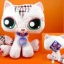 แมว Lovely cat ขนาด 9 นิ้ว (Hasbro) thumbnail 1