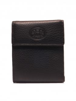 กระเป๋าสตางค์ หนังแท้ สองพับครึ่ง Chamois Men Wallet Semi-Bifold
