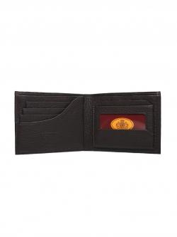 กระเป๋าสตางค์ สองพับ หนังแท้ Chamois Slim Bifold Leather Wallet