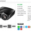 H1188 ความสว่างสูง : 2000 ANSI Lumens ความละเอียด: 1080p (1920x1080) อัตราความคมชัด: 50,000:1 อายุหลอดภาพนานถึง: 5,000 Hours (Eco Mode) สนใจโทรจ้า 0955397446 คุณกิ่ง thumbnail 2
