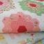 ผ้าห่มนวมสำหรับเด็กลาย หกเหลี่ยม ขนาด 90*120 ซม ทำจากผ้าคอตตอนญี่ปุ่นแท้ 100% บุด้วยใยโพลีเอสเตอร์ เหมาะสำหรับทุกสภาพอากาศ thumbnail 4