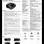 H1188 ความสว่างสูง : 2000 ANSI Lumens ความละเอียด: 1080p (1920x1080) อัตราความคมชัด: 50,000:1 อายุหลอดภาพนานถึง: 5,000 Hours (Eco Mode) สนใจโทรจ้า 0955397446 คุณกิ่ง thumbnail 9