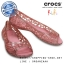 J5 (23.5 cm.) : Crocs Isabella Glitter Flat - Blossom ของแท้ Outlet ไทยและอเมริกา thumbnail 1